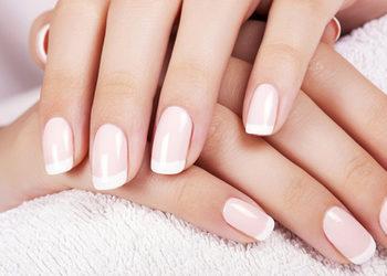 Salony fryzjerskie O'la - manicure french