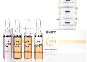 Centrum Kosmetologii Kirey - c pure - zabieg rozświetlający bazujący na witaminie c