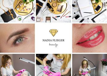 Nadia Flieger Beauty - pmu makijaż permanentny kreska dolna