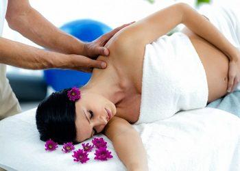 Aroma - masaż kobiet w ciąży