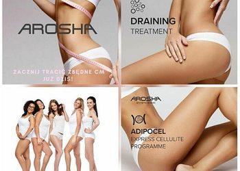 Art of Cosmetology - arosha- wyszczuplanie przez owijanie