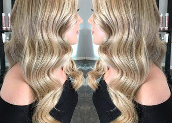 R. SMARZ Professional Hair - strzyżenie wykończone falami