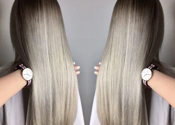 R. SMARZ Professional Hair - uzupełnienie odrostu i odświeżenie długosci ze strzyżeniem