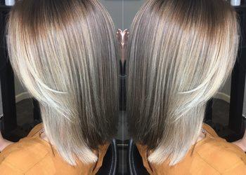 R. SMARZ Professional Hair - koloryzacja z refleksem, tonowaniem i modelowaniem