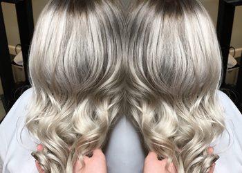 R. SMARZ Professional Hair - uzupełnienie odrostu i odświeżenie długości wykończona falami