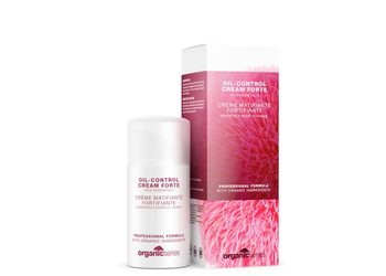 SHARI Beauty Clinic - organic series krem forte do cery tłustej 50 ml