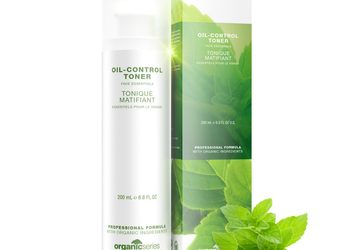 SHARI Beauty Clinic - organic series tonik odtłuszczający 200 ml