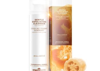 SHARI Beauty Clinic - organic series peeling do mycia twarzy 200 ml