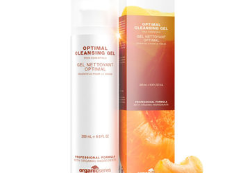 SHARI Beauty Clinic - organic series żel do mycia twarzy 200 ml