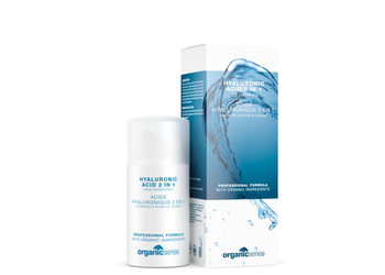 SHARI Beauty Clinic - organic series kwas hialuronowy 50 ml