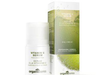 SHARI Beauty Clinic - organic series serum z 10% witaminą c 50 ml
