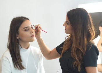 NOIR kosmetologia i medycyna estetyczna  - makijaż wieczorowy