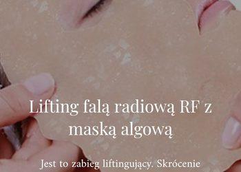 NOIR kosmetologia i medycyna estetyczna  - lifting falą radiową rf twarzy