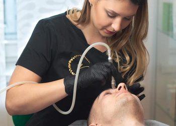 NOIR kosmetologia i medycyna estetyczna  - mikrodermabrazja z maską algową