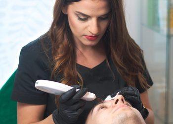 NOIR kosmetologia i medycyna estetyczna  - peeling kawitacyjny + sonoforeza + maska algowa