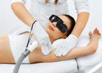 SCM estetic  - depilacja laserem- pachy