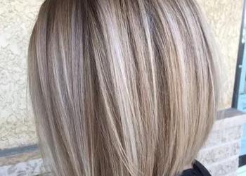 Hair Styling Team Galeria Północna - baleyage+strzyżenie+modelowanie