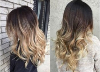 Hair Styling Team Galeria Północna - ombre/sombre+strzyżenie+modelowanie