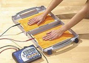 SCM estetic  - jonoforeza - leczenie nadpotliwości - dłonie