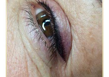 NOIR kosmetologia i medycyna estetyczna  - kreska eyeliner cieniowana
