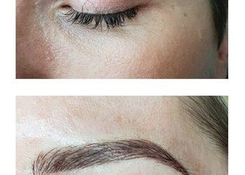 NOIR kosmetologia i medycyna estetyczna  - makijaż permanentny brwi metodą microblading
