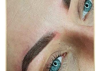 NOIR kosmetologia i medycyna estetyczna  - makijaż permanentny brwi metodą ombre