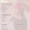 Weight loss menu