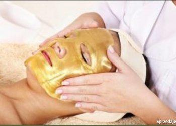 Simea Beauty  - zabieg kolagenowy ze złotą maską