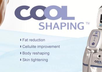 Gabinet Dermatologiczny - kriolipoliza - cool shaping- 1 obszar