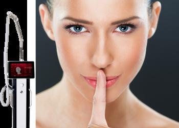 Gabinet Dermatologiczny - secret rf - zabieg na nadpotliwość