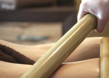 Fabryka Relaxu - relaksacyjny masaż całego ciała z użyciem bambusa