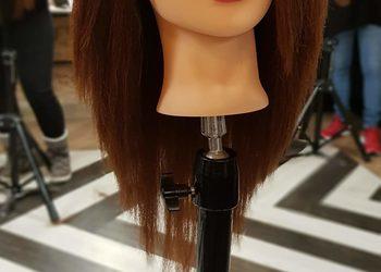 Fiore salon fryzjersko-kosmetyczny  - włosy długie strzyżenie z modelowaniem