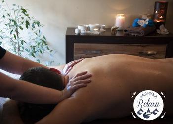 Fabryka Relaxu - klasyczny masaż całego ciała