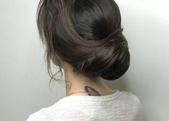 R. SMARZ Professional Hair - upięcie okolicznościowe