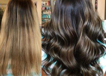 Salon fryzjerski For Hair Hotel Renaissance Airport Okęcie - koloryzacja całych włosów/color ,cut,blow dry