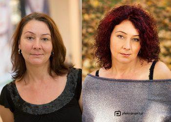 Salon Fryzjerski Rerusso - 33. trwała ondulacja włosy średnie