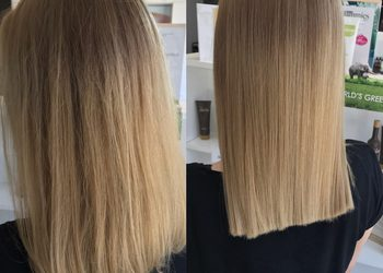 Dom Urody J.Kania - botox na włosy thermo repair top up
