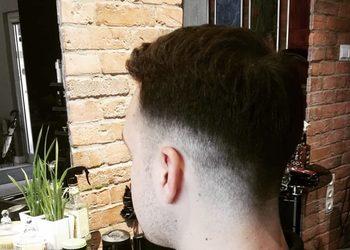 Hair Studio Balcerak - strzyżenie męskie klasyczne + cover (odsiwianie)