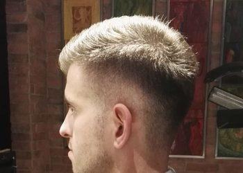 Hair Studio Balcerak - strzyżenie męskie klasyczne - student