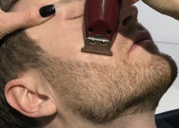 Hair Studio Balcerak - strzyżenie brody/zarostu - trymerowanie