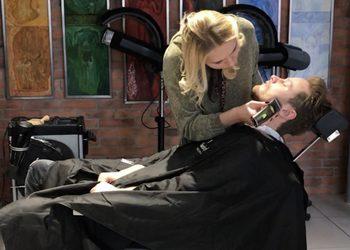Hair Studio Balcerak - strzyżenie męskie klasyczne + broda