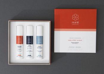 Salon Kosmetyczny Madame Katrina Clinica Estetica - nunii -  uniq - white system - pakiet zabiegowy