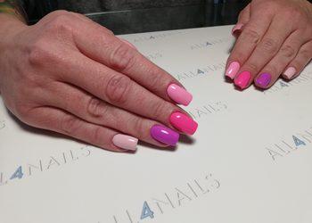 All4Nails - manicure hybrydowy