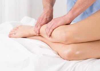 Masażysta (Dariusz Jagiełło) - masaż limfatyczny (na obrzęki)
