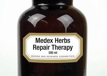 KLUB PIĘKNA Gabinet Kosmetyczny  - terapia ziołowa medex – ziołowy masaż wzmacniający