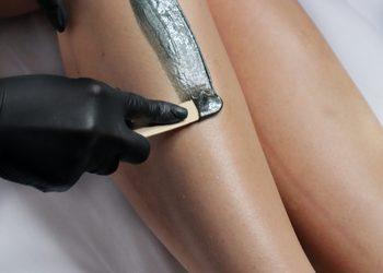 LILUSPA - depilacja pastą cukrową łydki+kolano