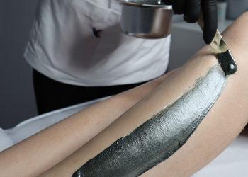LILUSPA - depilacja pastą cukrową nogi całe
