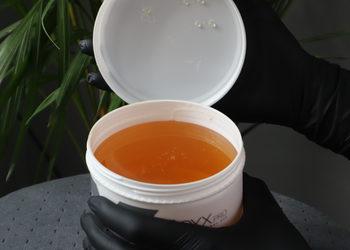 LILUSPA - depilacja pastą cukrową ręce całe