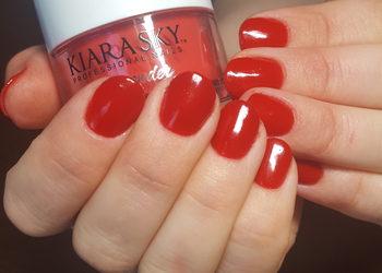 Fryzma & Kosma - manicure tytanowy