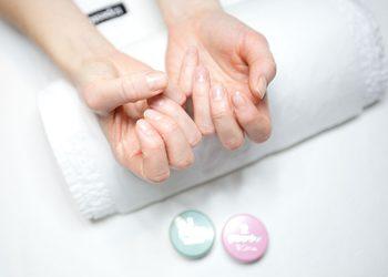 Wyspa Piękna - manicure japoński
